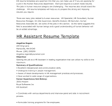 resume objectives exle hr resumective templates retail manager statements sle for