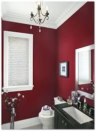 Red Bathroom Wall Decor Bathroom Colors Burgundy Black White Red