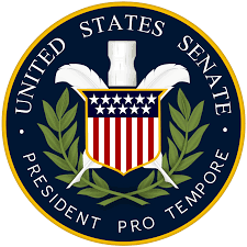 Define Presidential Cabinet President Pro Tempore Of The United States Senate Wikipedia
