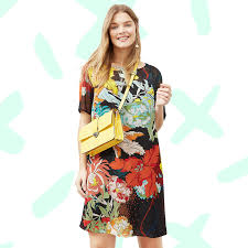 12 floral dresses with short sleeves to kick off spring chatelaine
