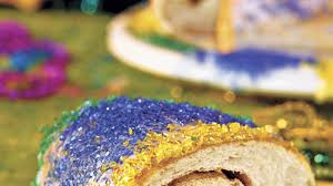 order king cake our most traditional king cake recipe southern living