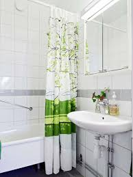 apartment casual white nuance bathroom decoration interior design
