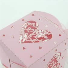 bonbonni re mariage 50 pcs laser cut coeur de mariage bar bonbonnière boîte