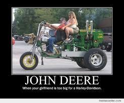 Harley Davidson Meme - john deere by ben meme center