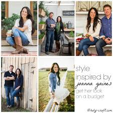 Joanna Gaines Magazine Get Joanna Gaines Fashion Style For Less Rachel Teodoro