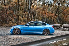 bmw m3 modified exotics tuning releases kit for bmw m3 sedan f80