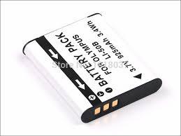 olympus vr 340 battery 3 7v 925mah digital battery for olympus vr 340 vr 360 d 750