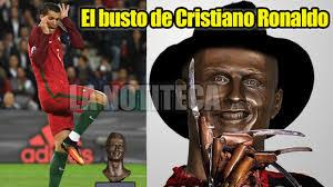 Memes De Cristiano Ronaldo - los memes del busto de cristiano ronaldo los mejores memes youtube
