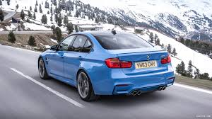 Bmw M3 Back - 2015 bmw m3 saloon uk version rear hd wallpaper 7