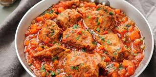 cuisine actuelle recette veau sauce tomate facile recette sur cuisine actuelle cuisiner du