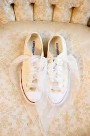 wedding trend to try sneakers weddings illustrated