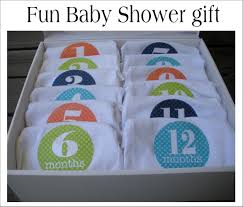 Baby Shower List Of Gifts Template It U0027s Written On The Wall Cute Ideas For Your Baby Shower Gotta See