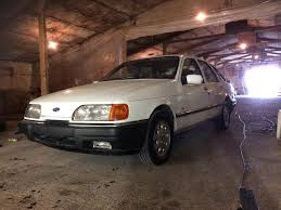 ford sierra 1987 2 0 pinto in cookstown county tyrone gumtree