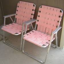 Where To Buy Chair Webbing Bet You Didn U0027t Think You Could Fix One Of These Old Style Aluminum