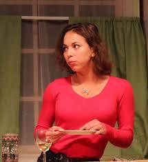 holly hagan is amanda in theatre conspiracy u0027s u0027women in jeopardy