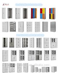 Clothes Cabinet Metal Shoe Clothes Cabinet Fireproof Waterproof File Cabinet