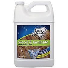 amazon com black wood laminate floor cleaner 1 gallon