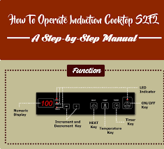 Nuwave Cooktop Manual Review Of Chef U0027s Star 1800w Portable Induction Cooktop Kitchen