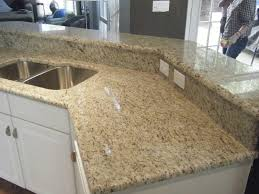Granite Undermount Kitchen Sinks by Granite Giallo Ornamental Kitchen Traditional With Installed