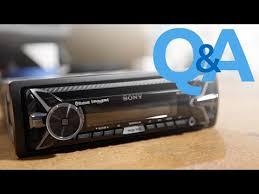 sony mex xb100bt car stereo impressions and installation car