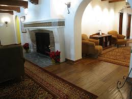 floor design fascinating small kitchen decoration using grey wood
