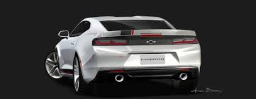 camaro 2015 concept 2016 chevy camaro gets 4 custom concepts for 2015 sema