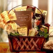 sympathy gift basket a time to grieve sympathy gift basket