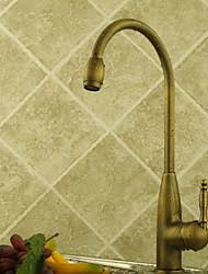 kitchen faucet brass antique brass kitchen faucet lightinthebox