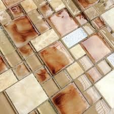 licious living room stone backsplash tile ideas tumbled glass and