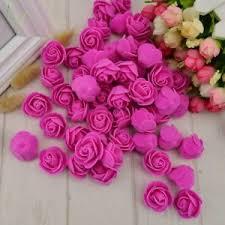 artificial flowers cheap 100pcs pe foam flower roses artificial flowers cheap