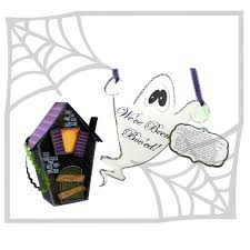 Haunted Halloween Gift by Dimensional Haunted House Pazzles Craft Room