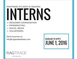 Seeking Atlanta Ragtrade Atlanta Fashion Week Official Producer Of Atlanta