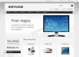 40 best e commerce website templates web u0026 graphic design bashooka