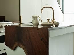 Custom Kitchen Faucet Brushed Brass Kitchen Faucet Glendale Deckmounted Antique Brass