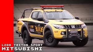 mitsubishi triton 2017 mitsubishi l200 triton sport youtube