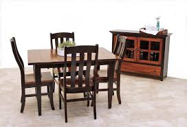 Shaker Dining Room Chairs by Easton Shaker Dining Set Dutch Craft Furniture