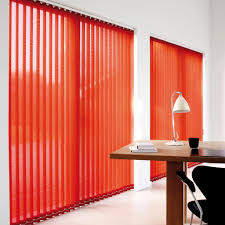 vertical blinds fabric chain operated sun protection