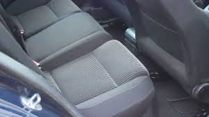 Vw Golf R Seats Removing Rear Seats From Vw Golf How To Unclip Seat Bases Youtube