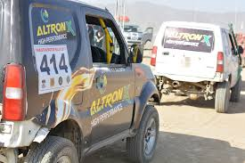 jeep pakistan team pso clinches top positions in jeep rally pakistan today