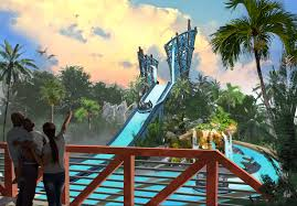 Sea World Orlando Map by Seaworld Orlando Is Building The U0027world U0027s Tallest River Rapid Drop