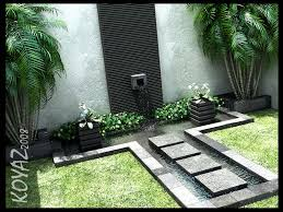 Courtyard Design And Landscaping Ideas - Landscape design home