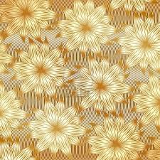 Gold Flowers Golden Flowers Pattern Wallpapers First Hd Wallpapers