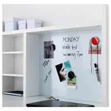 Micke Desk White by Micke Add On Unit High White 105x65 Cm Ikea