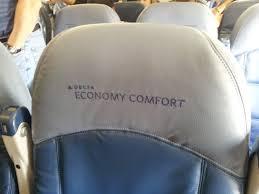 Delta Comfort Plus Seats Delta Economy Comfort Seats Crj 900 And A Trip Report Part One