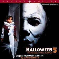 halloween 5 the revenge of michael myers custom soundtrack and