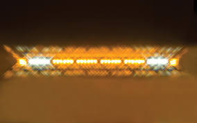 orange led light bar off apex led light bar epx3000 new