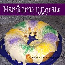 king cake for mardi gras mardi gras king cake recipe modern christian homemaker