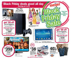 target com black friday deals meijer best buy and target door buster black friday ad 2013