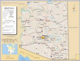 Lake Havasu Map Arizona Map Geography Of Arizona Map Of Arizona Worldatlascom