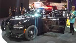 Dodge Challenger Police Car - dodge charger police pursuit showcases latest uconnect system